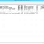 読み取り専用ドメイン コントローラー上に SQL Server をインストールする