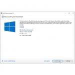 Web Platform Installer 経由で Azure PowerShell 1.0 をインストールする