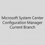 System Center Configuration Manager (current branch) version 1610 が公開されました
