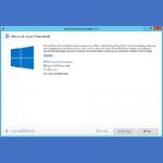 Azure PowerShell v2.0.1 がリリースされました