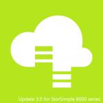StoSimple 8000 シリーズ Update 3.0 が公開されました