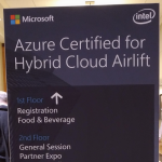 Azure Certified for Hybrid Cloud Airlift に参加してきました