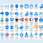 Microsoft Azure, Cloud and Enterprise Symbol / Icon Set v2.6 が「正式」に公開されました