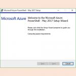 Azure PowerShell v4.0.1 がリリースされました